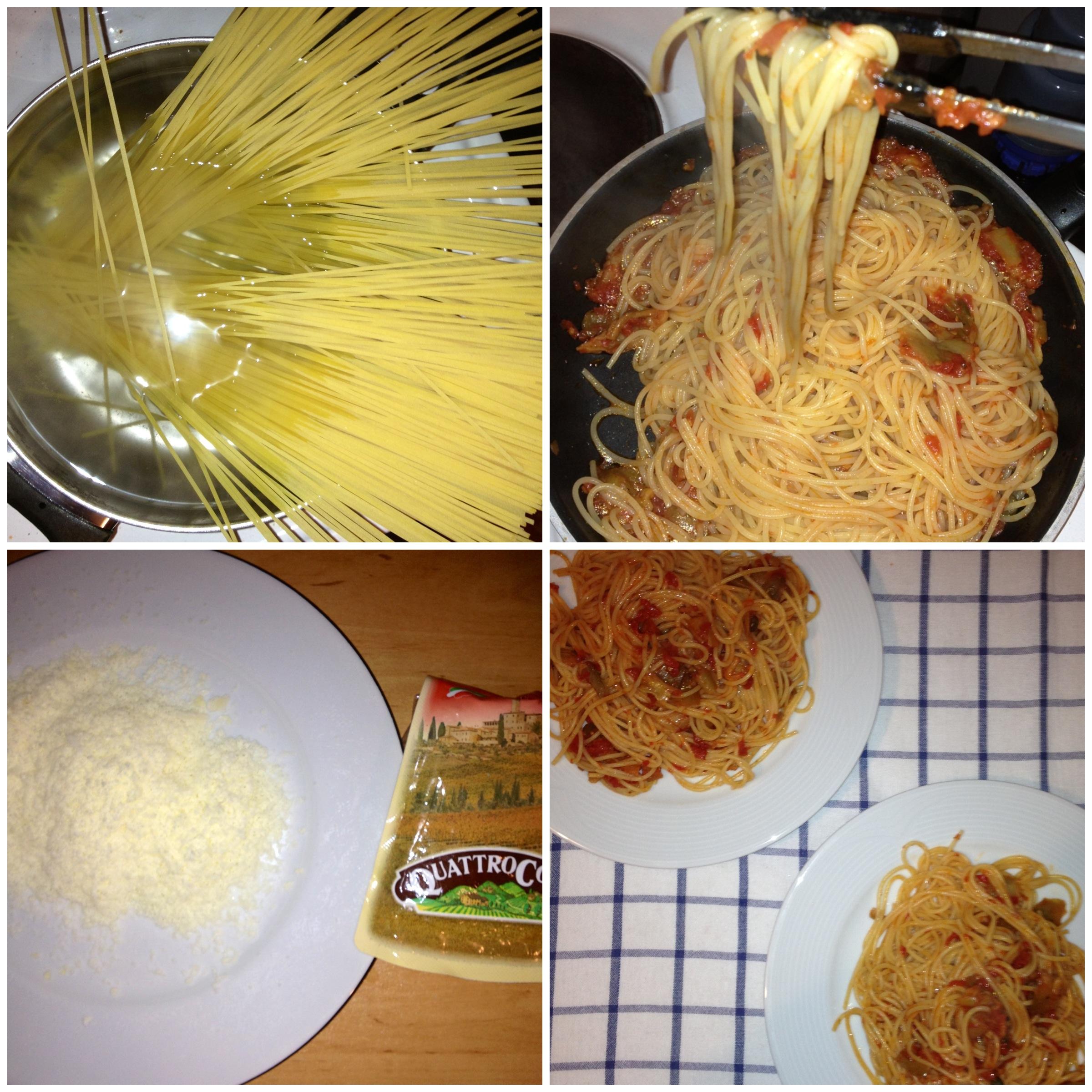 Рецепт макарон в домашних условиях пошагово простые